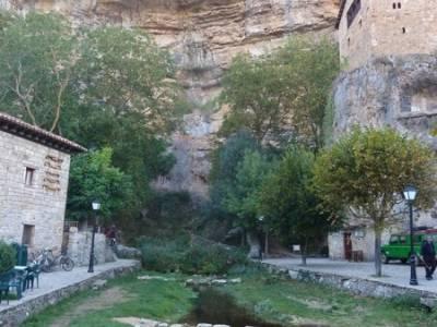 Cañones y nacimento del Ebro - Monte Hijedo;paseos por la sierra de madrid;recorridos por madrid